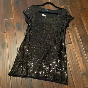 Ariella Black Sequin Dress NEW WITH TAGS! 🎉❤️🎉
